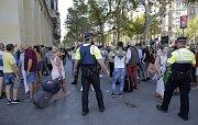 Barcelona, teroristický útok