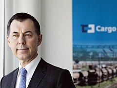 Gustav Slamečka, ještě jako předseda představenstva ČD Cargo.