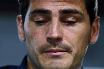Ikona Realu Iker Casillas odchod z madridského klubu oplakal.