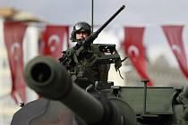 Turecký voják - ilustrační foto