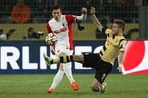 Dortmund prohrál s Augsburgem