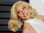Americká zpěvačka Lady Gaga.