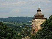 Hrad Švihov odolal Švédům, ale nikoli zubu času.