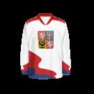 Hokejový dres z roku 1993.