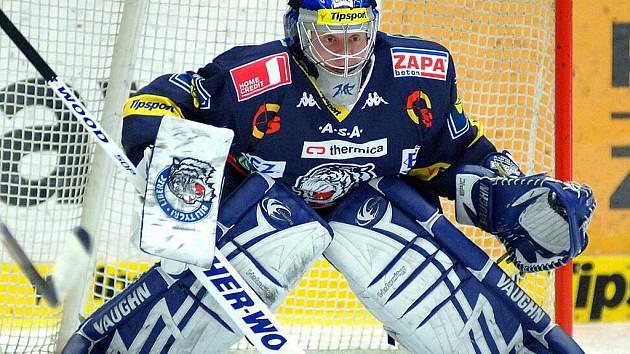 Gólman Liberce Marek Pinc.