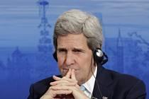 Americký ministr zahraničí John Kerry.