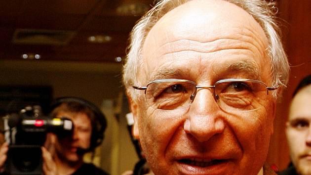 Předseda českého olympijského výboru Milan Jirásek