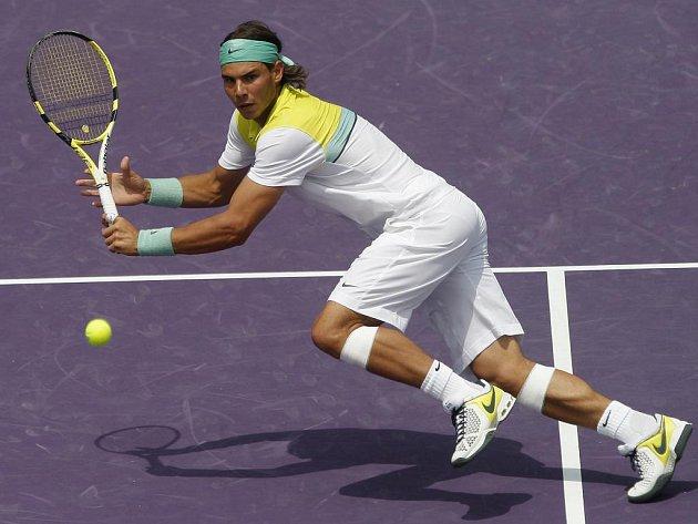Rafael Nadal kráčí za 34. titulem na okruhu ATP.