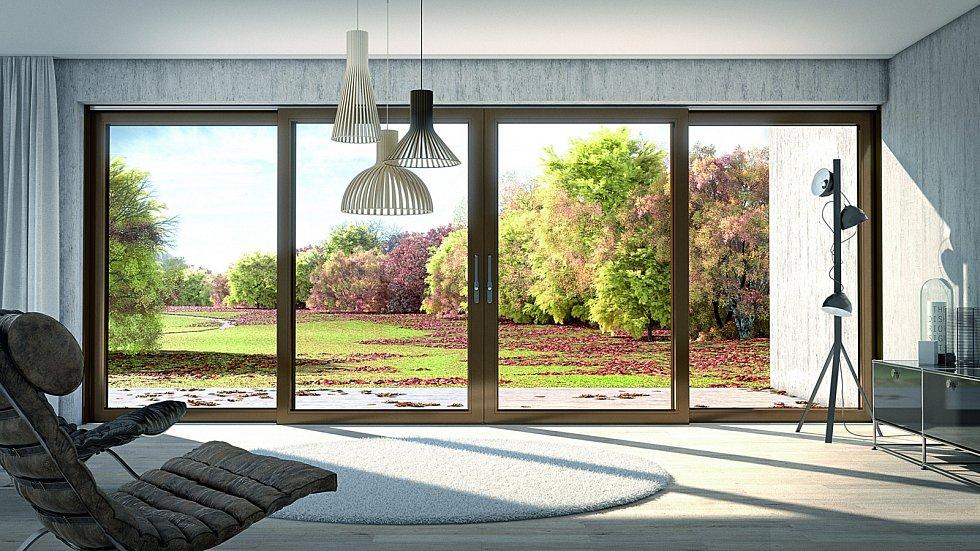 Řešení pro nízkoenergetické domy