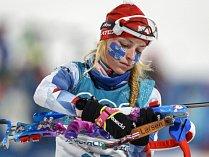 Markéta Davidová se chystá na svůj olympijský štafetový debut.