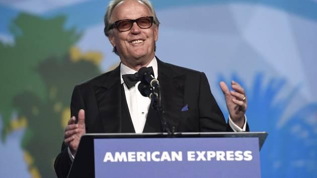 Herec Peter Fonda.