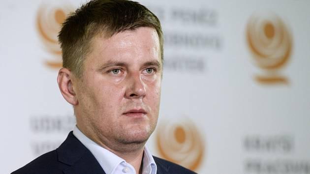 Místopředseda ČSSD a ministr zahraničí Tomáš Petříček.