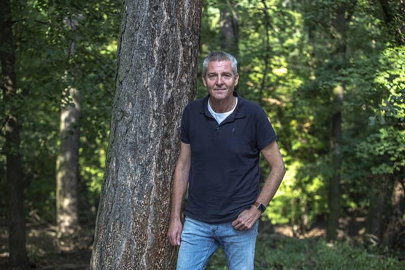 Lékař a odborník na očkování Marek Petráš