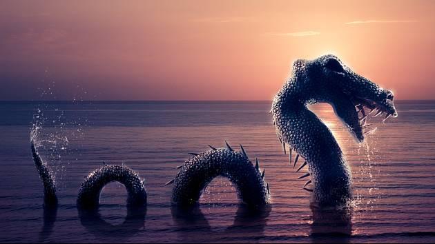Jedna z možných podob slavné Lochnesské příšery