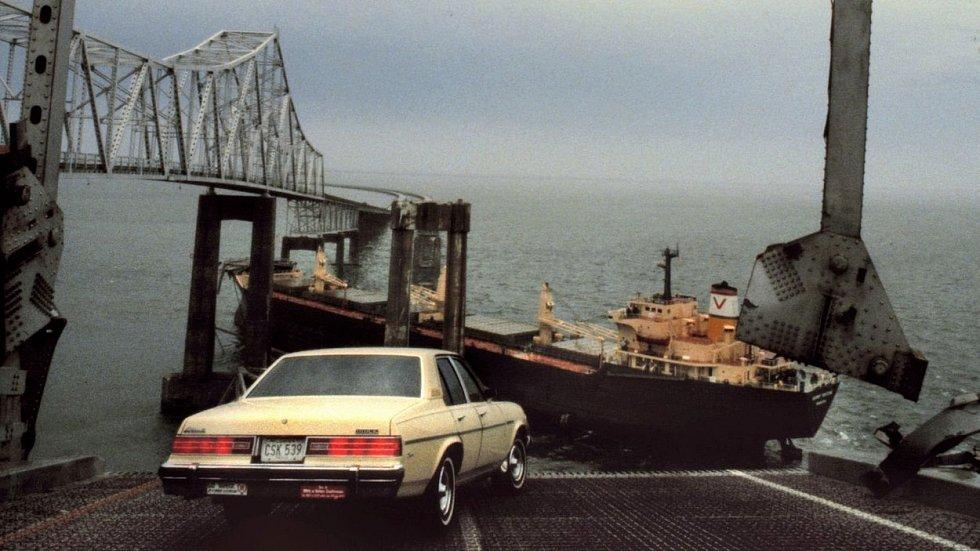 Tragédie na floridském mostu Sunshine Skyway