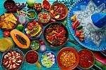 Cizokrajná jídla