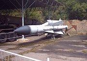 sovětská raketa S-200