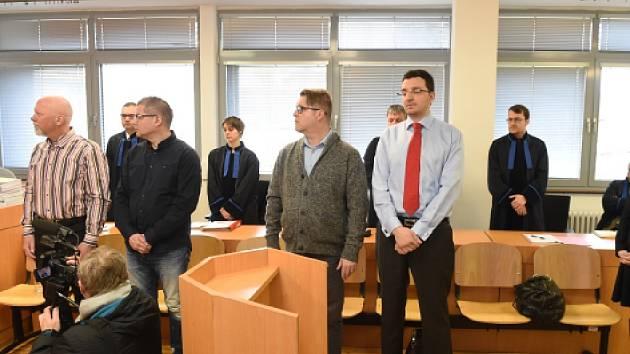 Ústecký krajský soud vynesl 23. března rozsudek v kauze údajného ovlivňování projektů v ROP Severozápad.