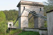 Turisté díky stezce navštíví i unikátní Stádlecký most