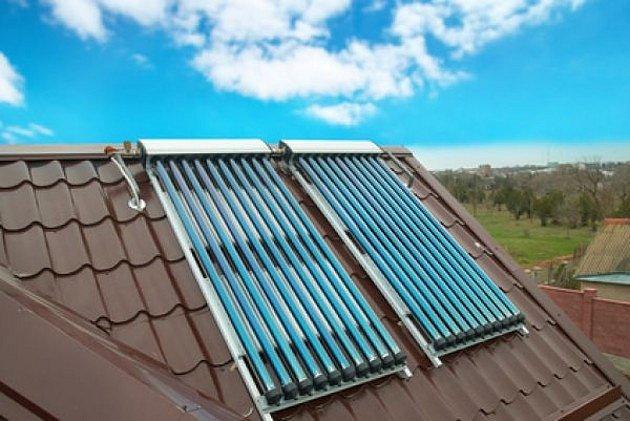 Trubicové solární kolektory