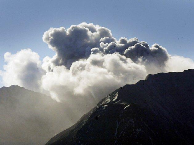 Sopka Mount St. Helens na severozápadě Spojených států se opět probouzí k životu.