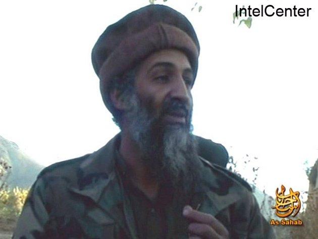 Nejhledanější terorista světa - Usáma bin Ládin.