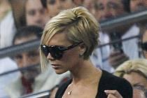 """Jedna z """"kořeněných holek"""", Victoria Beckhamová."""