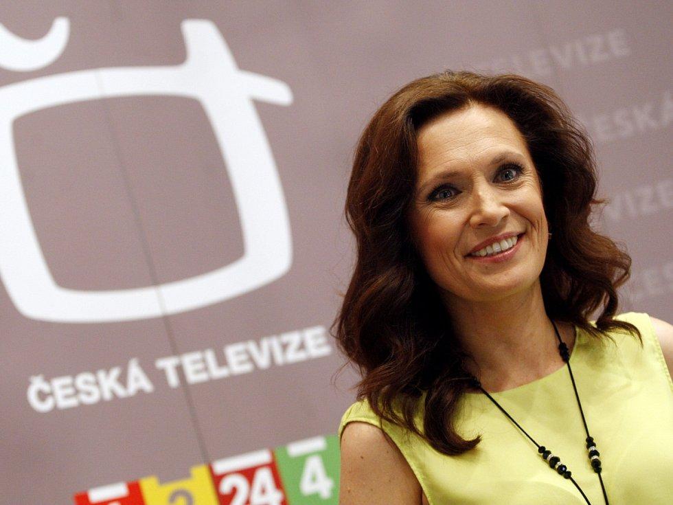 Iveta Toušlová.