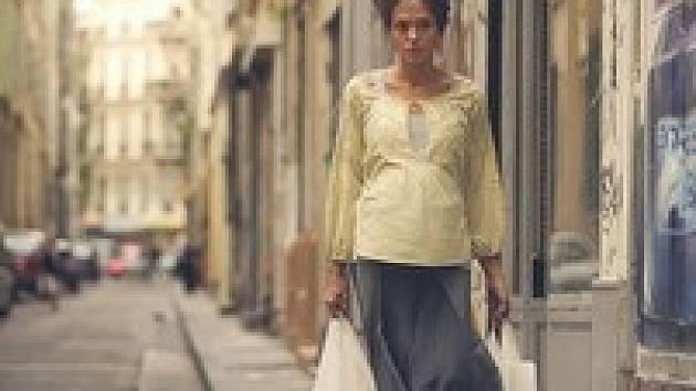 Angelina Jolie ve filmu Síla srdce (A Mighty Heart)