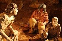 V jeskyni Balcarce se ozývalo vytí hejkala i blekotání čertů. Lidé tam narazili také na jeskyňky, neandrtálce či objevitele jeskyně Josefa Šamalíka.
