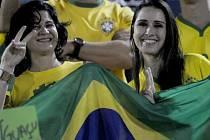 Brazílii se nedaří, ale její fanoušci a fanynky nepropadávají skepsi