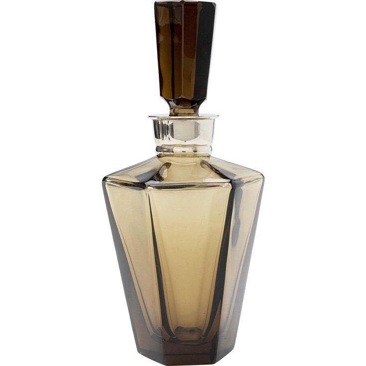 Skleněná dekorativní lahev Mon Dieu Slim.