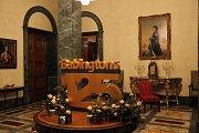 Proslulá čajovna Babington's Tea Room