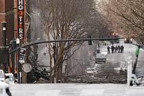 Exploze v Nashvillu