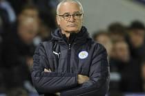 Claudio Ranieri - trenér Leicesteru City
