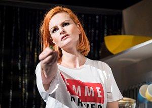 ze hry Ženy na pokraji nervového zhroucení – Divadlo Na Fidlovačce
