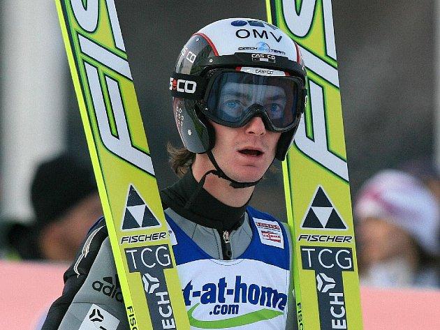 Nejlepším Čechem byl v nedělním závodě Lukáš Hlava.