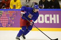 A ještě jednou Jaromír Jágr, jedna z největších hvězd olympijského turnaje hokejistů. Mimochodem, 15. února mu bude dvaačtyřicet.