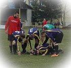 Toto je můj skvělý tým - TJ Zaječov na Berounsku!