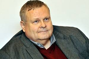 Bývalý ředitel brněnského studia České televize Karel Burian.