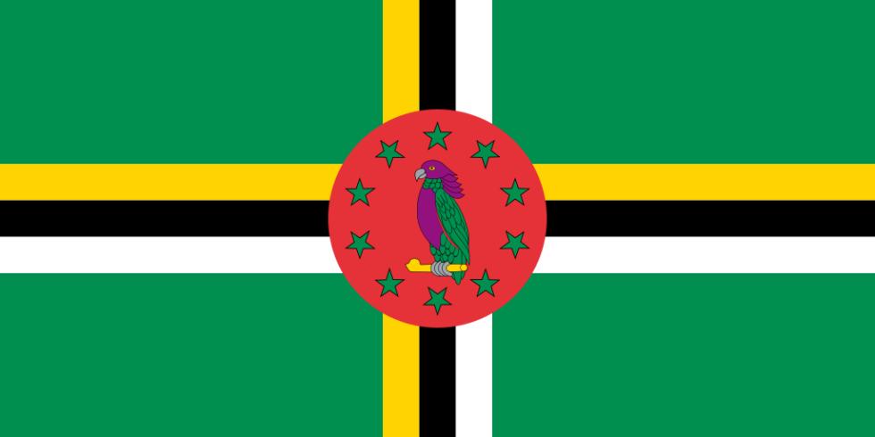 Vlajka Dominiky