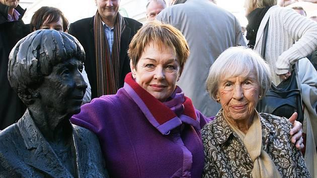 Dánská spisovatelka Lise Nørgaard se dožila 100 let. Je jedna z téměř 1200 stoletých Dánek a Dánů. Češi mají stoletých obyvatel polovinu.