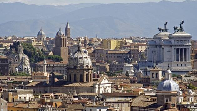 Řím. Ilustrační foto.
