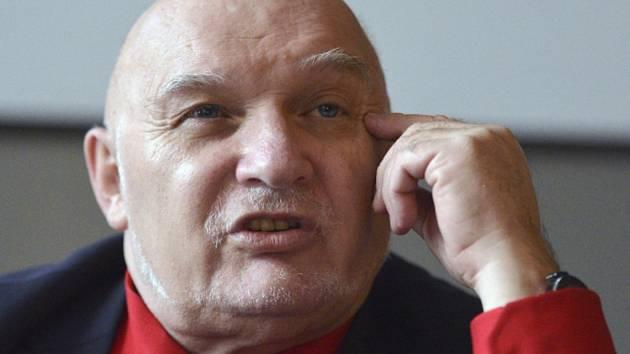 Právník Milan Hulík.