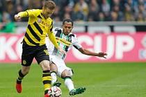 Mönchengladbach - Dortmund: Kuba u míče