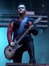 Koncert kapely Rammstein v Eden Aréně 28.května.