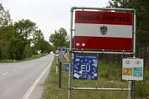 Rakousko-česká hranice u Reinthalu