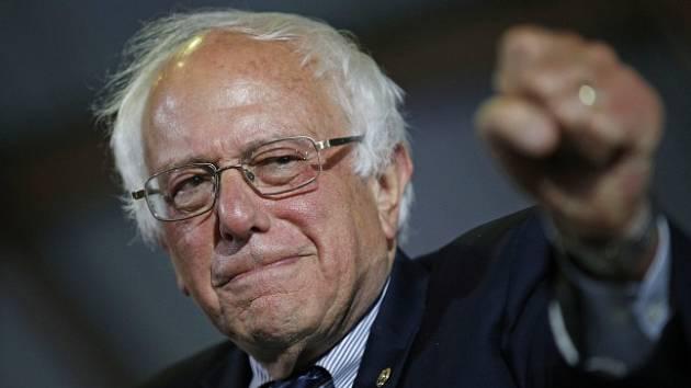 Americký senátor Bernie Sanders