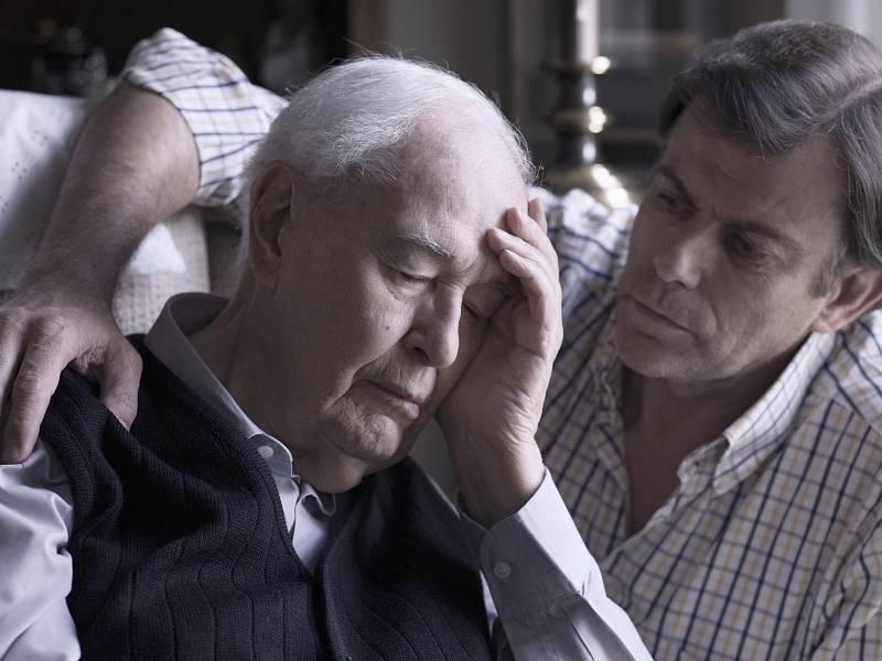 Alzheimerova choroba postihuje mozek pacientů.