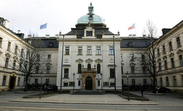Úřad vlády, Strakova akademie, Praha